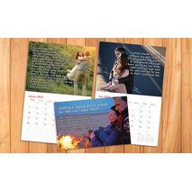 Personalised Sentimental Wall Calendar