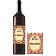 Rectangle Bottle Label RBL 0050